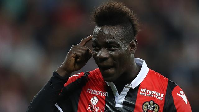WATCH: Balotelli punches advertising backdrop, after wonder rabona pass