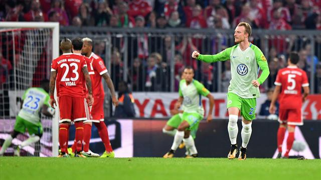Bayern Münih ikinci yarıda dağıldı