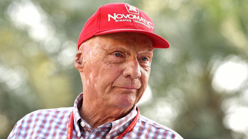 Niki Lauda Habe Handgeschriebenen Brief Von Sebastian Vettel