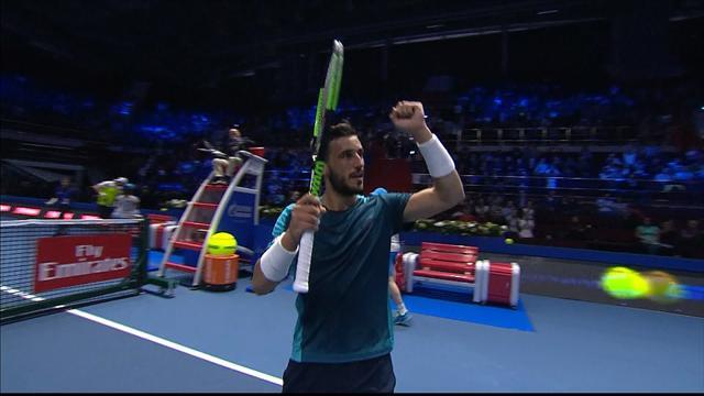 ATP Saint Petersburg: Damir Dzumhur - Jan-Lennard Struff (Özet)
