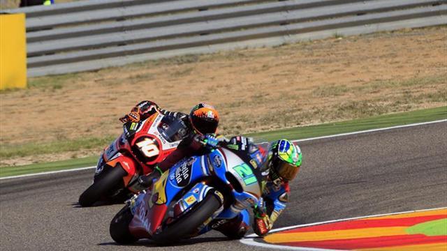 Oliveira logra el mejor tiempo a pesar de las dudas finales de Dirección de Carrera