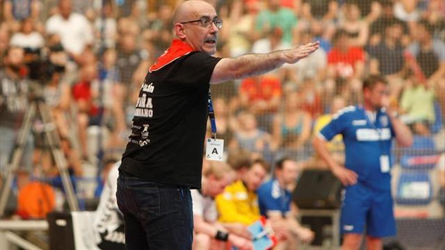 """Ribera: """"El primer objetivo es los Juegos de 2020 y el segundo, el futuro"""""""