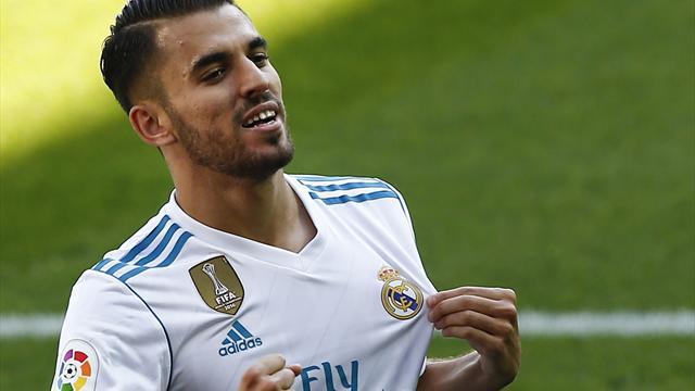 Ceballos en modo goleador con un Real Madrid quemando récords
