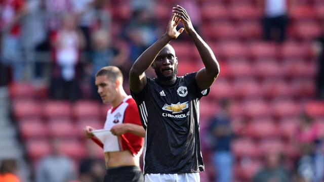 Scan reveals no serious injury for Lukaku