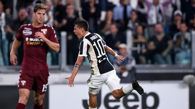 Dybala en feu, Napoli au top et money-time : les 5 choses à retenir de la 6e j.