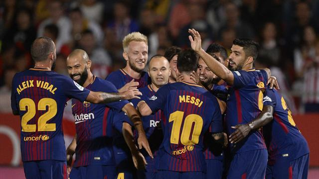 Los números de un Barça intratable que encumbran a Valverde