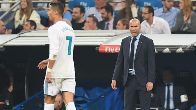 Zidane : «Ronaldo fera la différence»