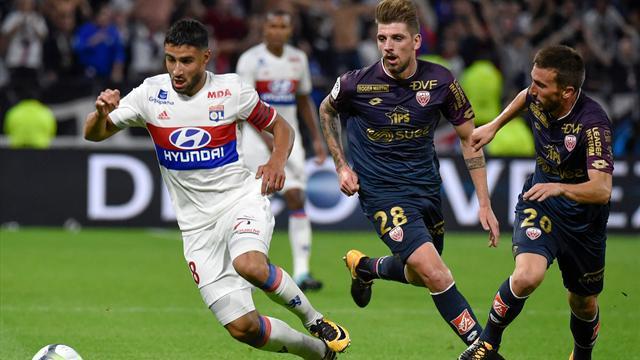 Lyon marque le pas, Bordeaux ne s'arrête plus