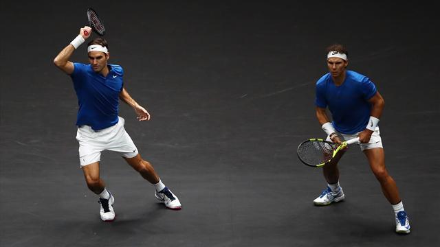 Le double de rêve Federer – Nadal a tenu son rang