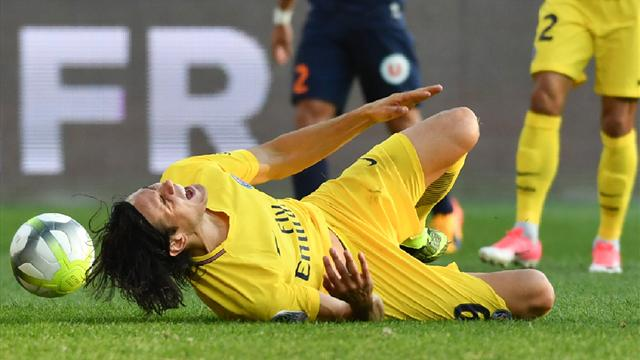 """Pour Emery, """"il y avait clairement penalty"""""""