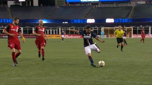 MLS: New England-Toronto 2-1, gli highlights