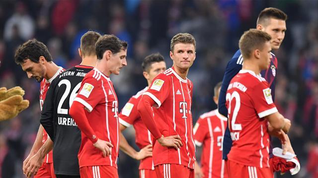 Record, penalty et fin de série au Bayern : les 5 choses à retenir de la 6e j.
