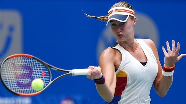 WTA - Wuhan - Kristina Mladenovic chute encore au 1er tour