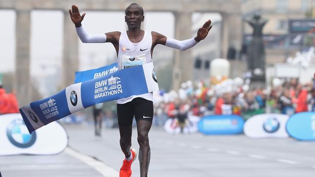 Stärker als jeder Rückschlag: So wurde Kipchoge zum Marathon-Maestro