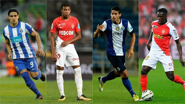 Monaco et Porto ou l'art d'exceller dans la revente de joueurs
