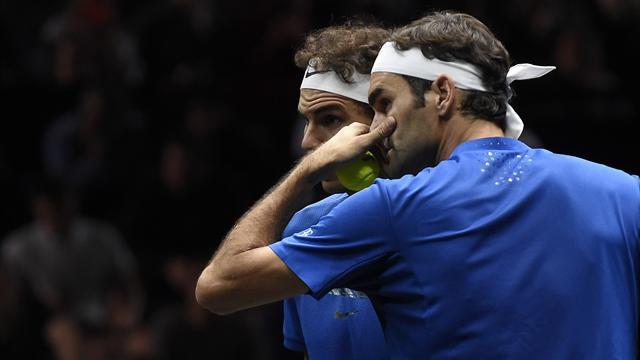"""Federer : """"Cela restera à jamais dans ma mémoire"""""""