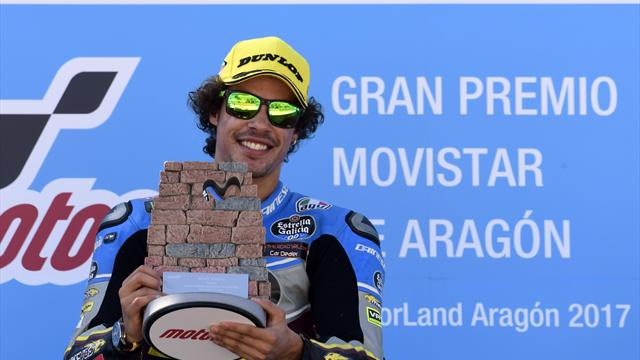 Moto: Giappone, Marquez vince in Moto 2