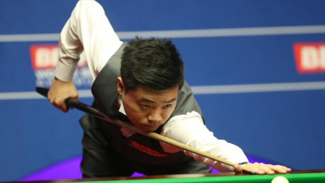 Masters-ul de la Shanghai a început pe canalele Eurosport