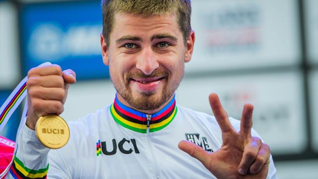 'Cycling's saviour': Why Sagan's 'three-Pete' was so significant