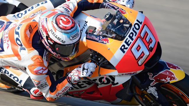 Marquez'den üst üste 2. zafer