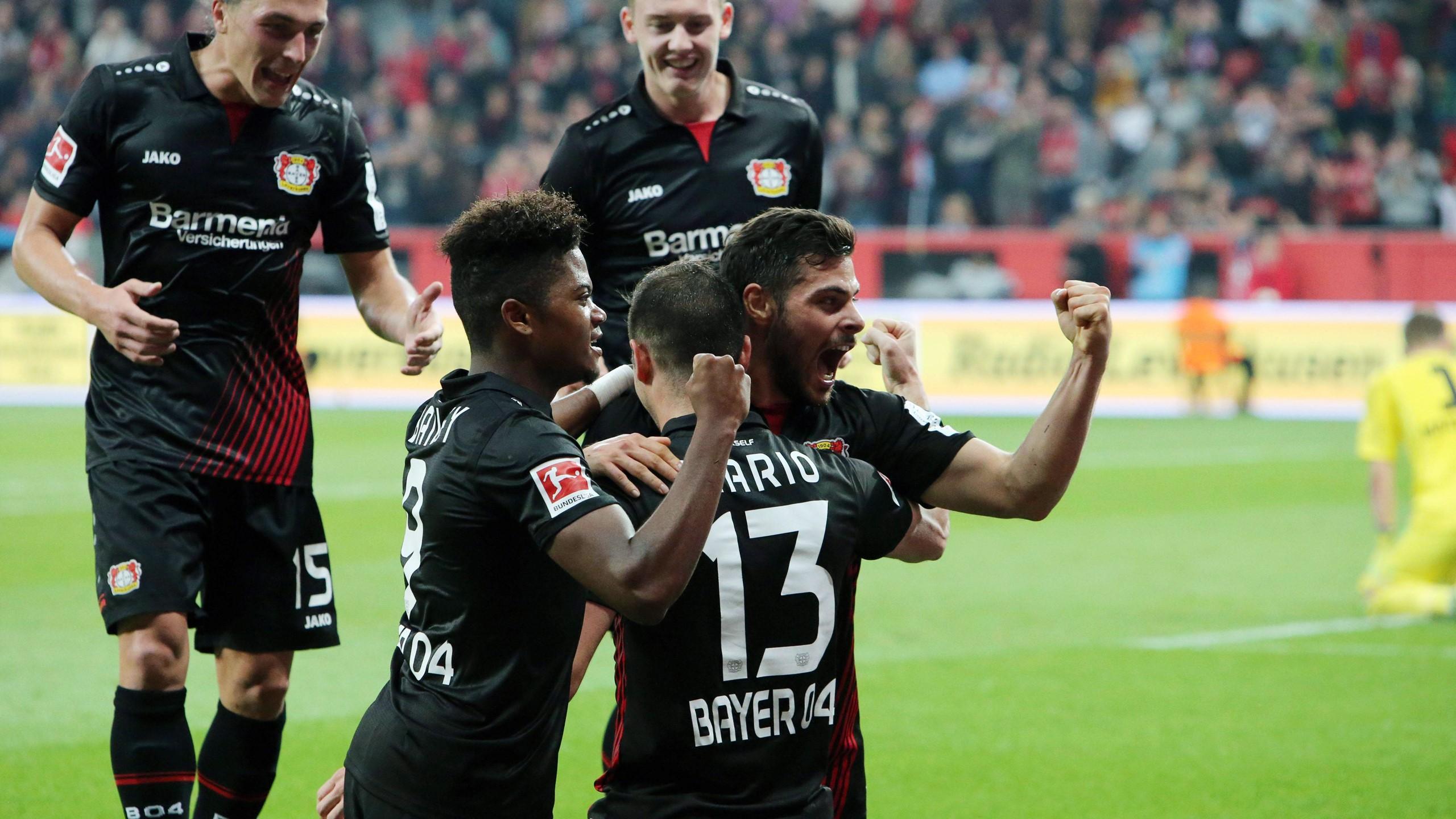 Bayer 04 Leverkusen Gegen Hamburger Sv