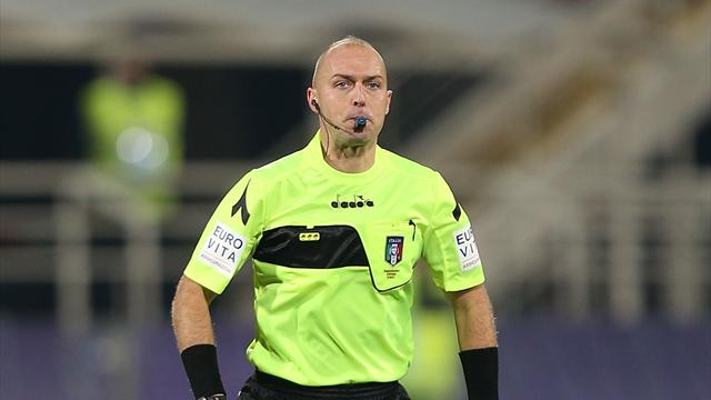 Fiorentina, Freitas sull'arbitraggio: