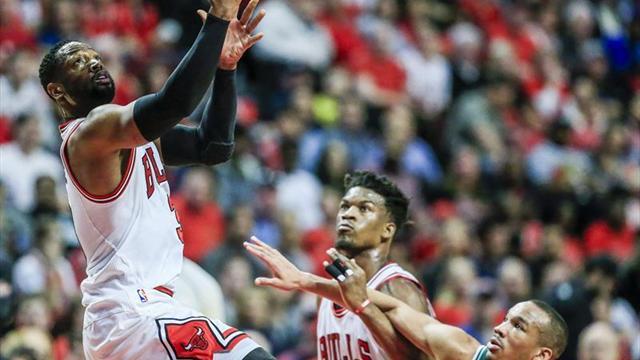 Wade no sigue con Bulls; Cavaliers, Spurs, Heat y Thunder tienen interés
