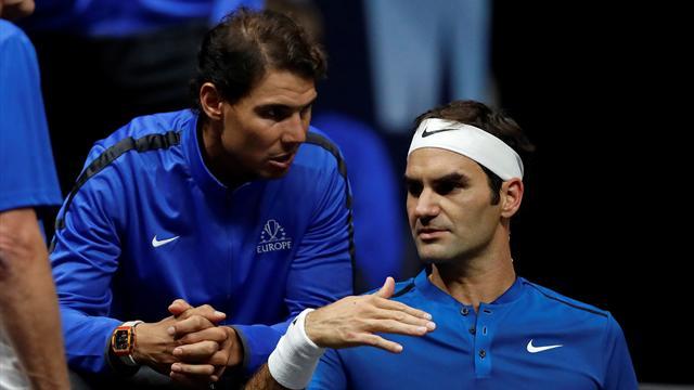"""Nadal : """"Un moment unique pour nous"""""""