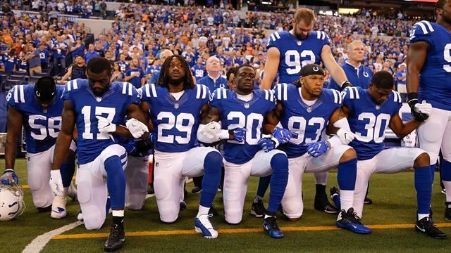 La NFL contre Donald Trump : une révolte historique