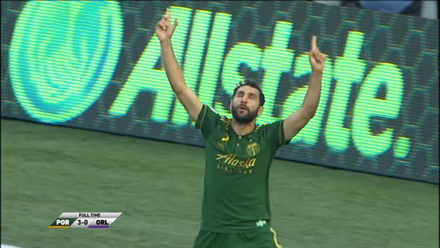 Portland-Orlando 3-0, gli highlights