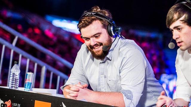 Испанец прокомментировал замес в League of Legends еще быстрее, чем Oxxxymiron зачитывает панч