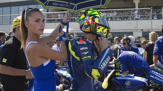 """Rossi : """"Je ne m'attendais pas à terminer dans le Top 5"""""""