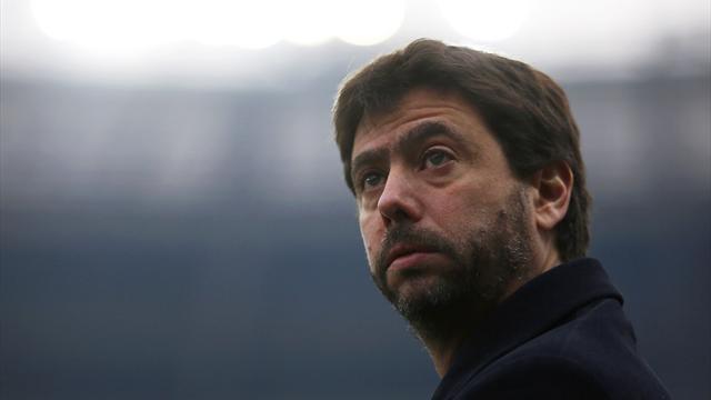 Agnelli, utile storico per casse Juve