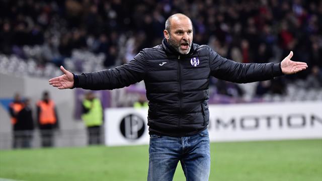 """Dupraz : """"Il n'y a pas de supporter à Toulouse"""""""