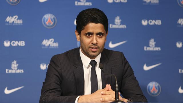 Al-Khelaïfi ne quittera pas le PSG «avant de gagner la Ligue des champions»