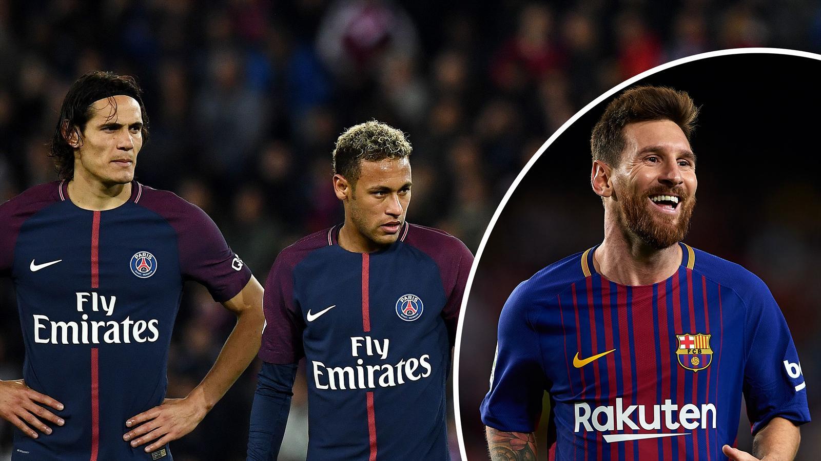 Paper Round: 'Do you think you're Lionel Messi?' Edinson Cavani's..