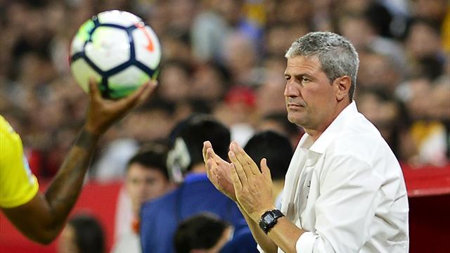 L'entraîneur de Las Palmas démissionne