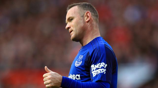 Rooney could feature in Everton-themed Angry Birds game after sponsorship deal