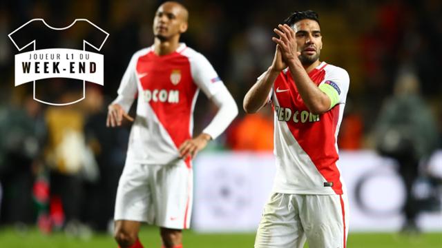 Pour vous, Falcao est le meilleur joueur de la 7e journée de Ligue 1