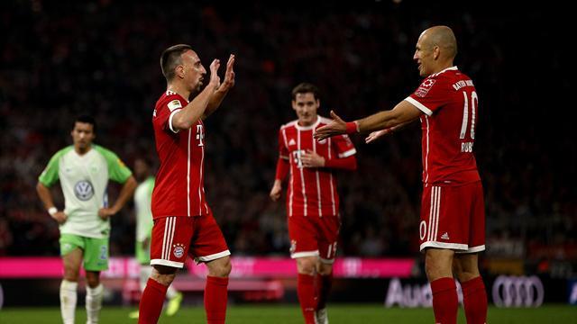 Robben – Ribéry, les deux font (toujours) la paire