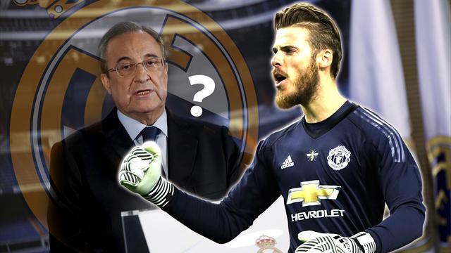 Euro Papers: De Gea back on Real Madrid agenda after transfer setback