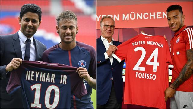 Entre Paris et Munich, deux visions du football bien différentes