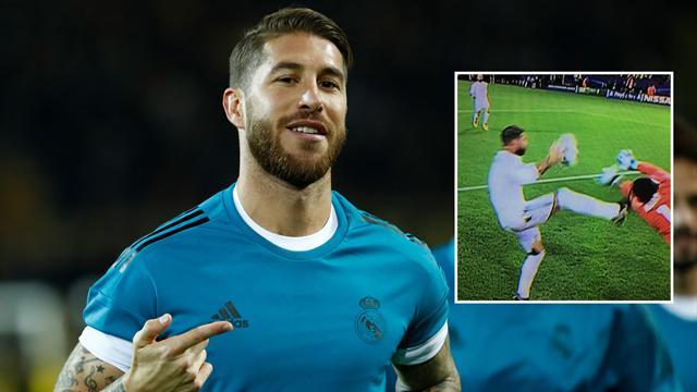 'Ramos has three legs' – Real skipper escapes punishment despite 'great save'