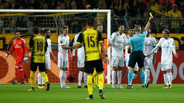 La amarilla a Modric por contar los pasos de la barrera y el 'homenaje' al gol de Ramos en Lisboa