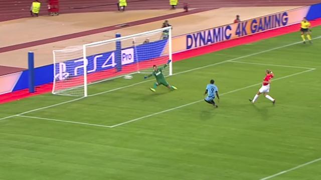 Aboubakar double la mise après un contre fulgurant de Porto