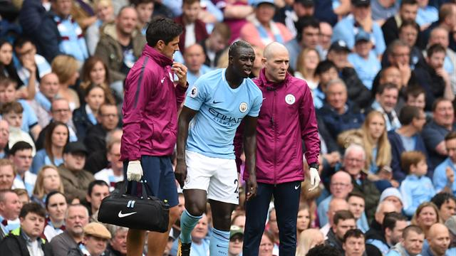City confirm Mendy has torn cruciate ligament
