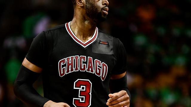 Dwyane Wade y Bulls acuerdan finiquito de contrato