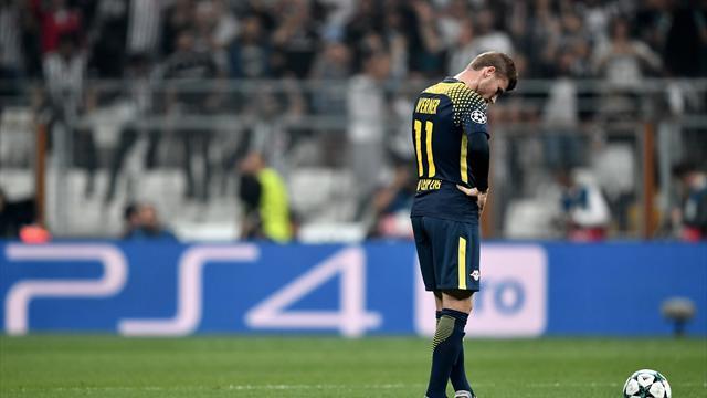 #BesiktasLipsia, Werner chiede il cambio: ecco il motivo
