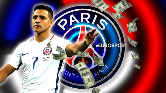 Euro Papers: Alexis Sanchez will take huge pay cut to force PSG move