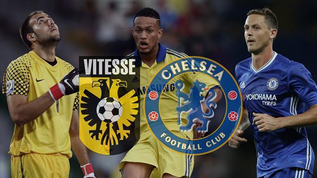 Entre Chelsea et le Vitesse Arnhem, une amitié qui peut rapporter gros